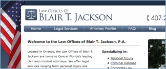 Blair Jackson Law