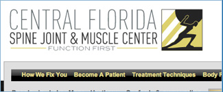 Central Florida Spine Joint & Muscle Center